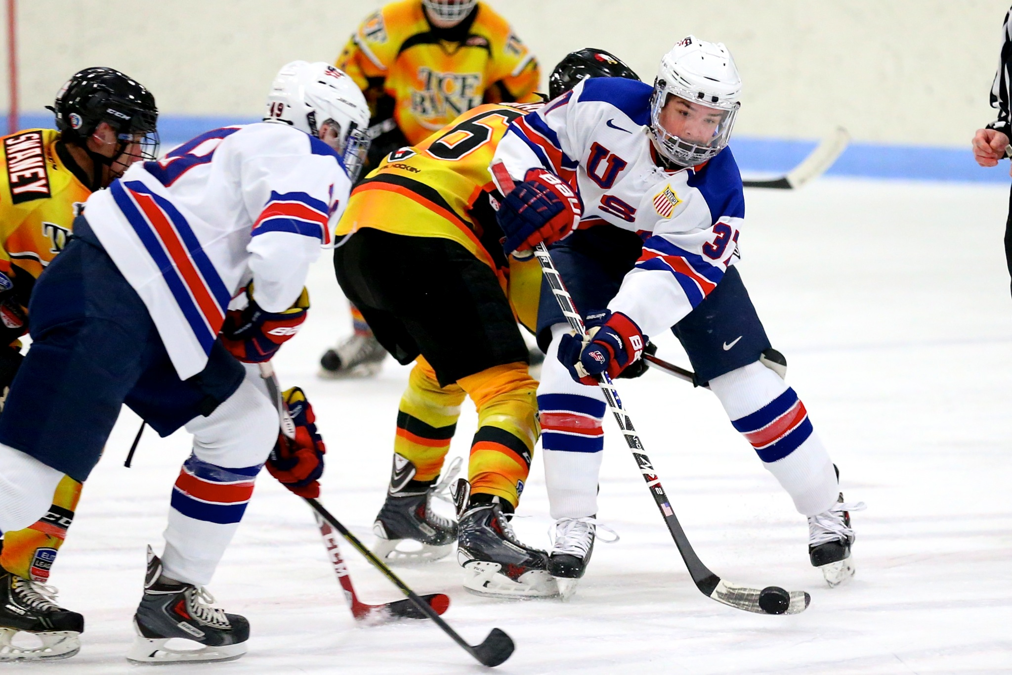 MN H.S.: U.S. Under-17 Squad Races To Big Early Lead In Eventual Blowout Of Elite League's Team Southeast