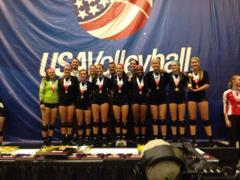 2014 USAV National Champions 16Attack