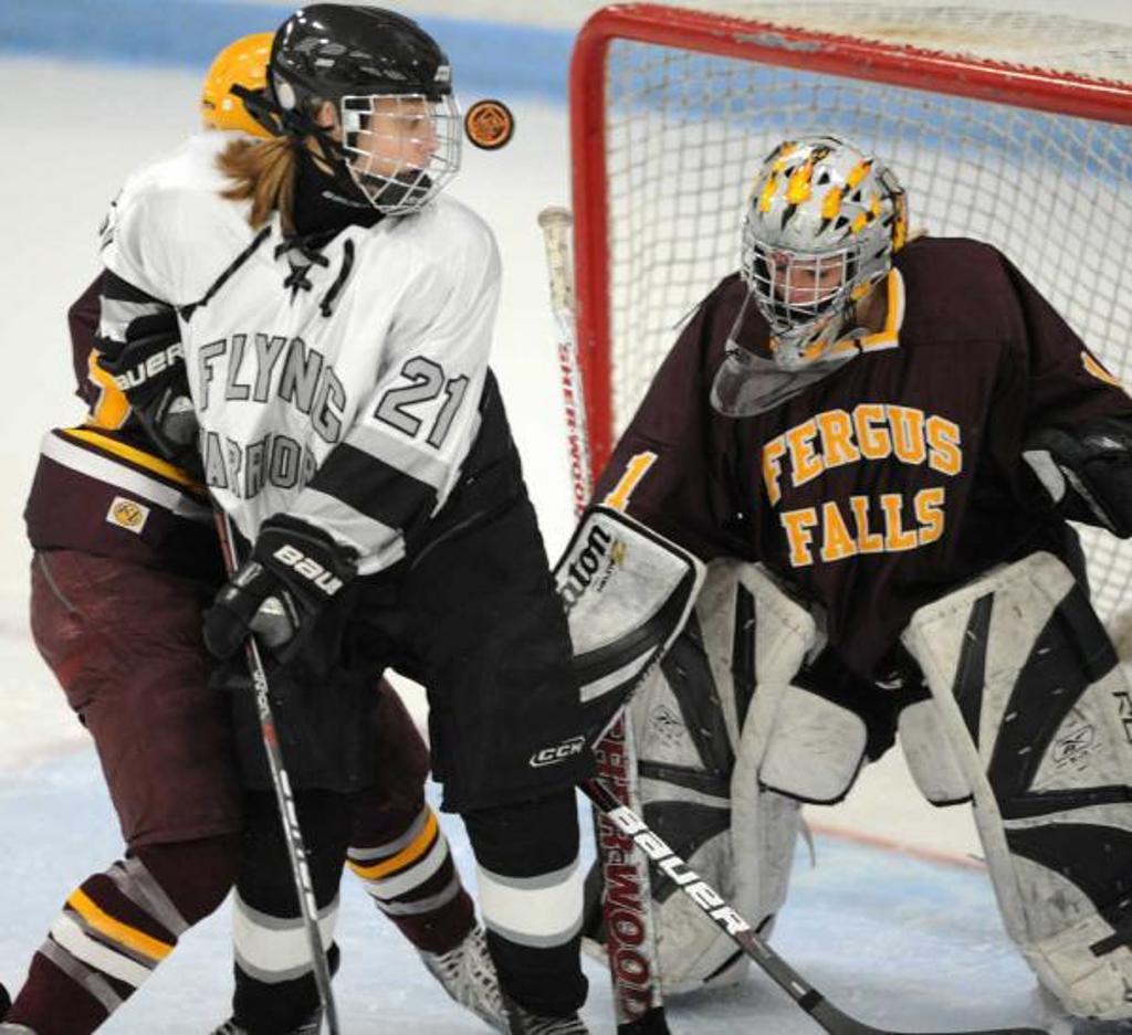 Brainerd Girls Hockey
