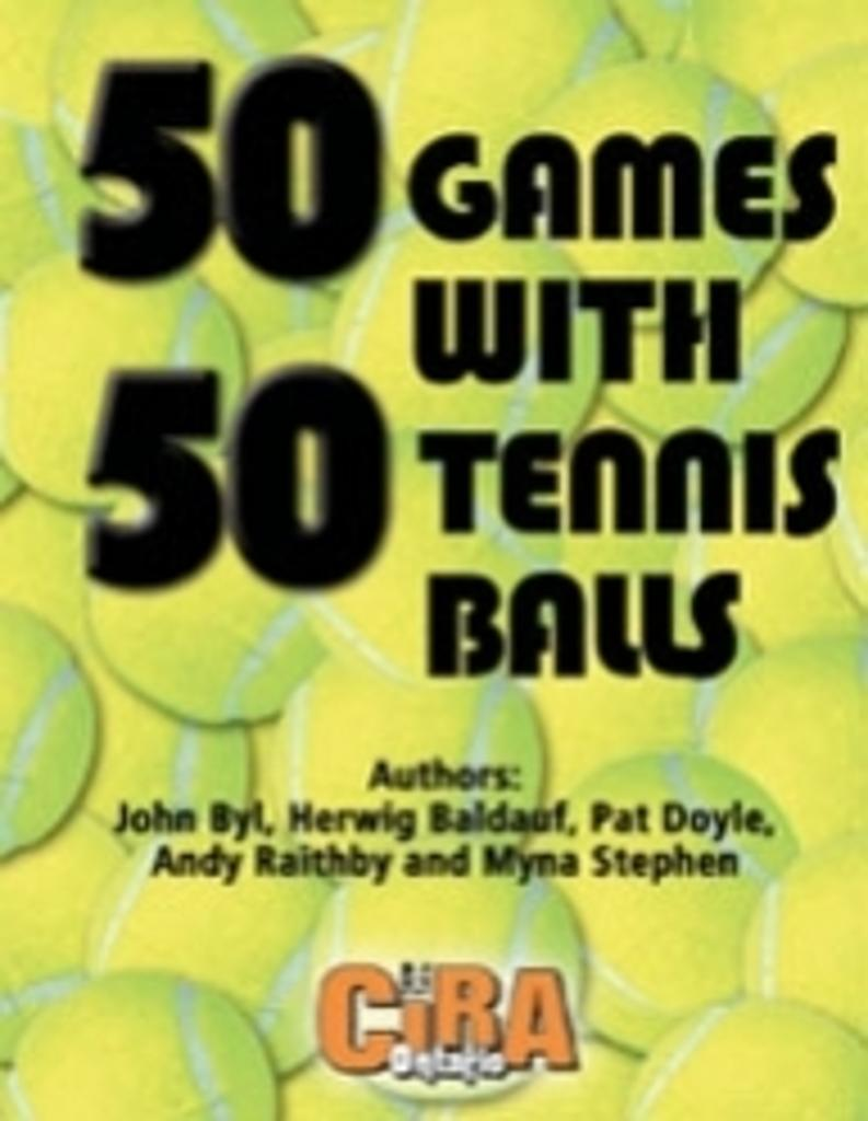 50 Great games with 50 tennis balls