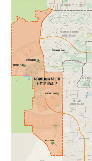 North Las Vegas Map Boundaries.Boundaries Eligibility