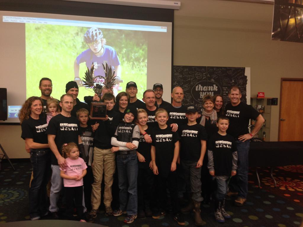 2014 Minnesota Mountain Bike Series Campions Gear Junkie-WEDALI