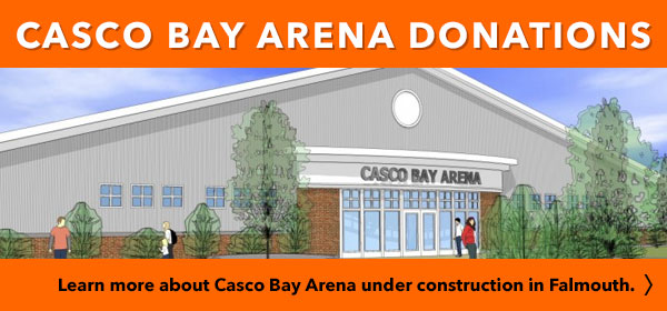 Casco Bay Arena Donations