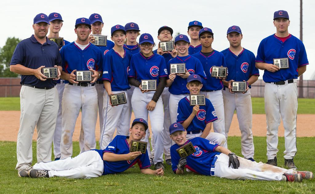 2014 Junior AA Prairie Champions