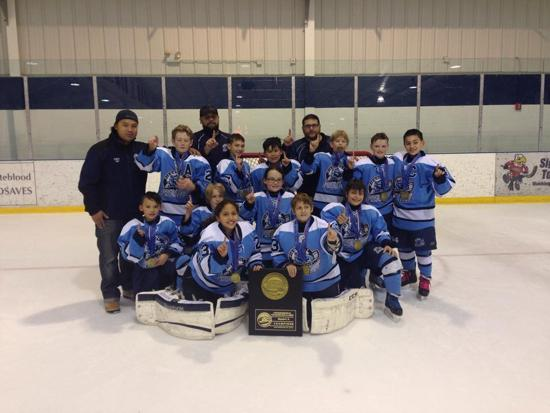 Congressional Thanksgiving Classic - Squirt A1 Champions