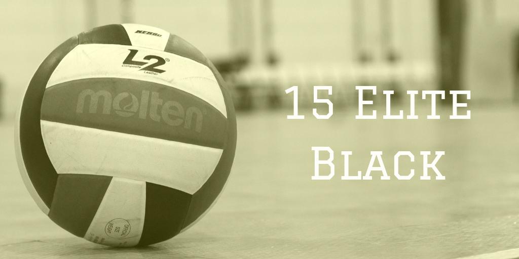 15 Elite Black