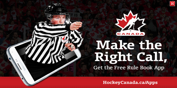 Hockey Canada Rulebook/Casebook