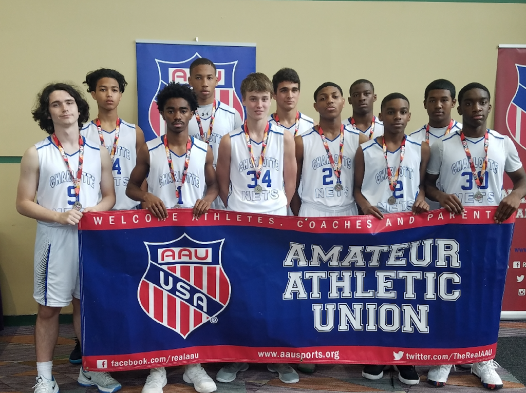 15U 9th Grade McClary Squad Final Four Finish At AAU Nationals Div II