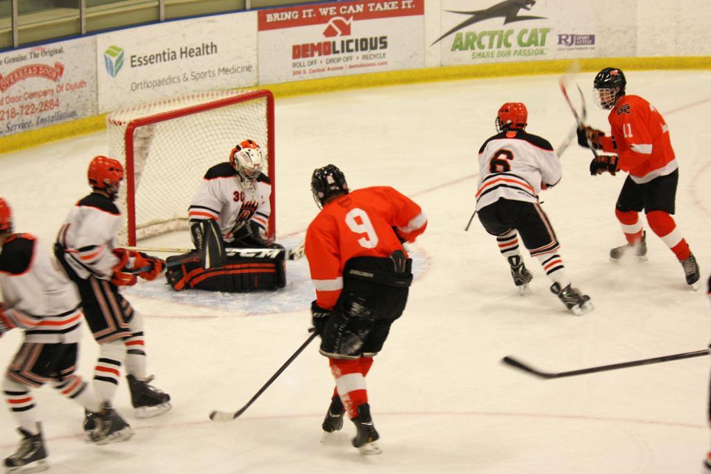 adult ice hockey tournament