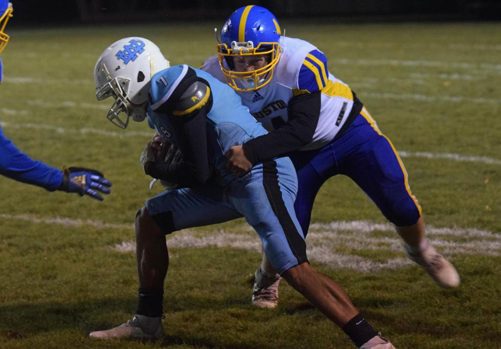 """Adon Saylor Named """"First Team South Central Conference Offensive Flex."""""""