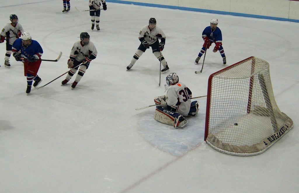 St Paul Is The Capital Of Minnesota Peewee Hockey