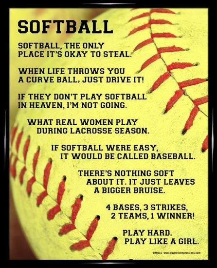 Softball Quotes For Shortstops