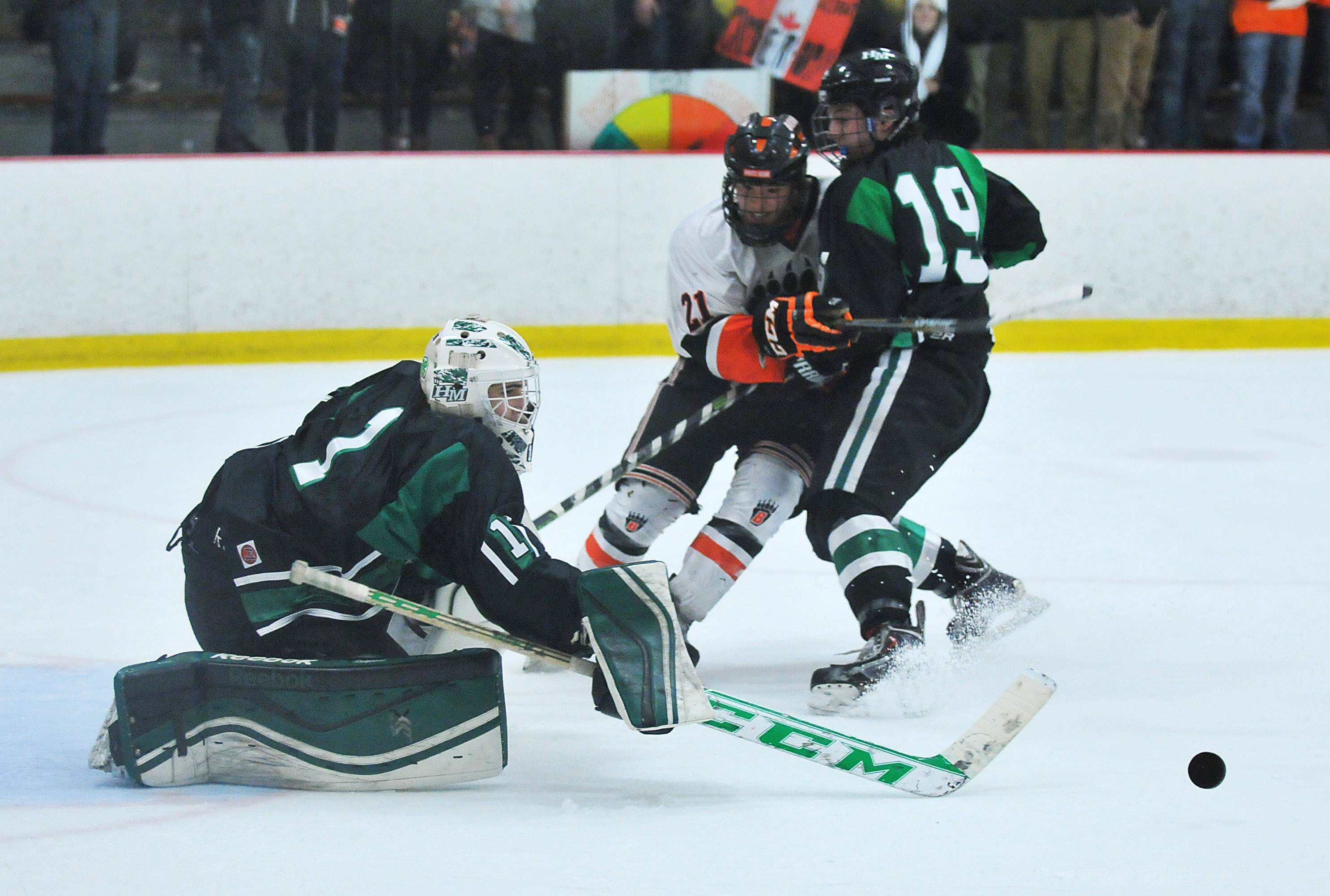 MN H.S.: Begley Proves Formidable As Hill-Murray Defeats Rival White Bear Lake