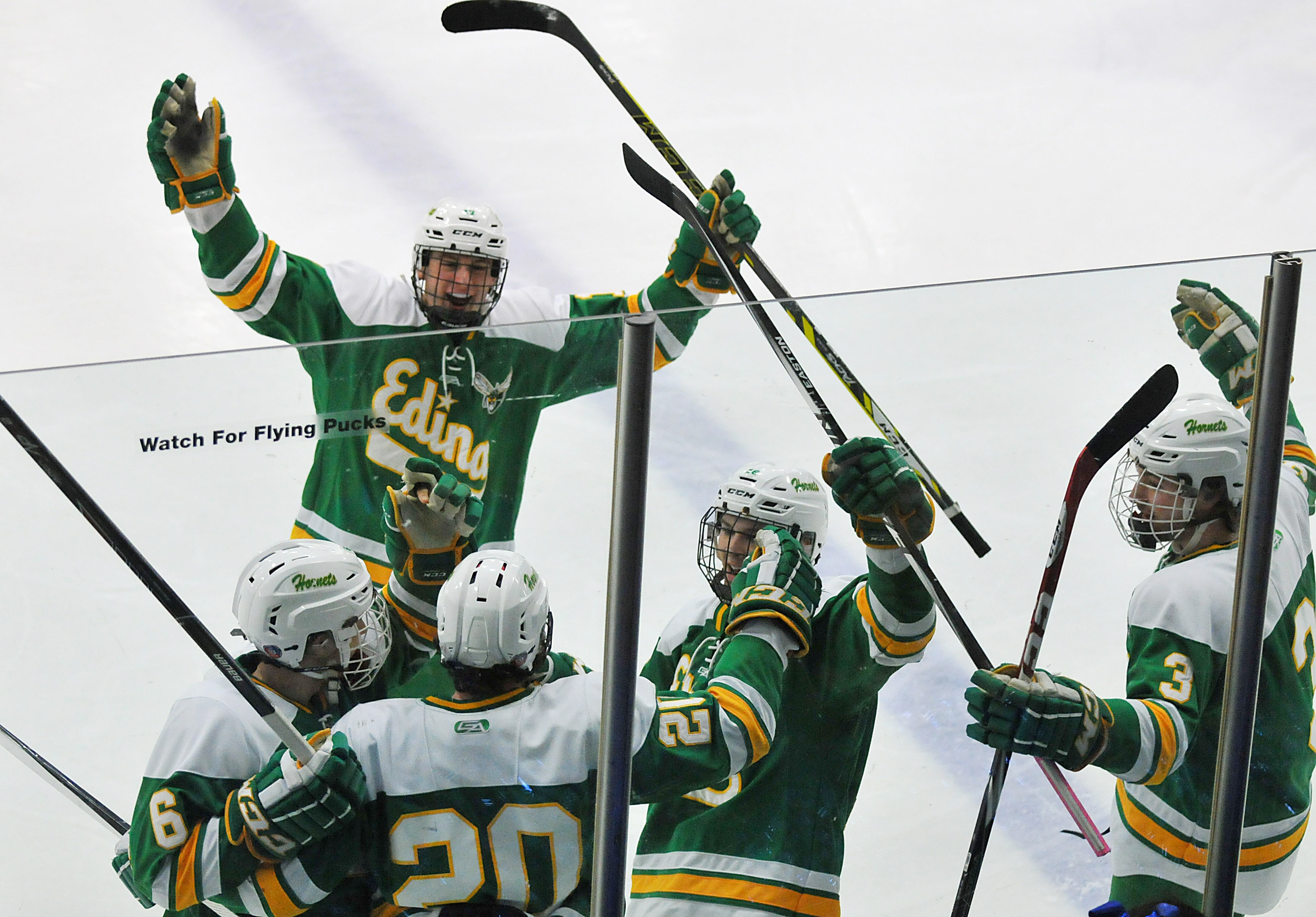 MN H.S.: Malmquist, Edina Extend Unbeaten Streak After Rolling Over Wayzata