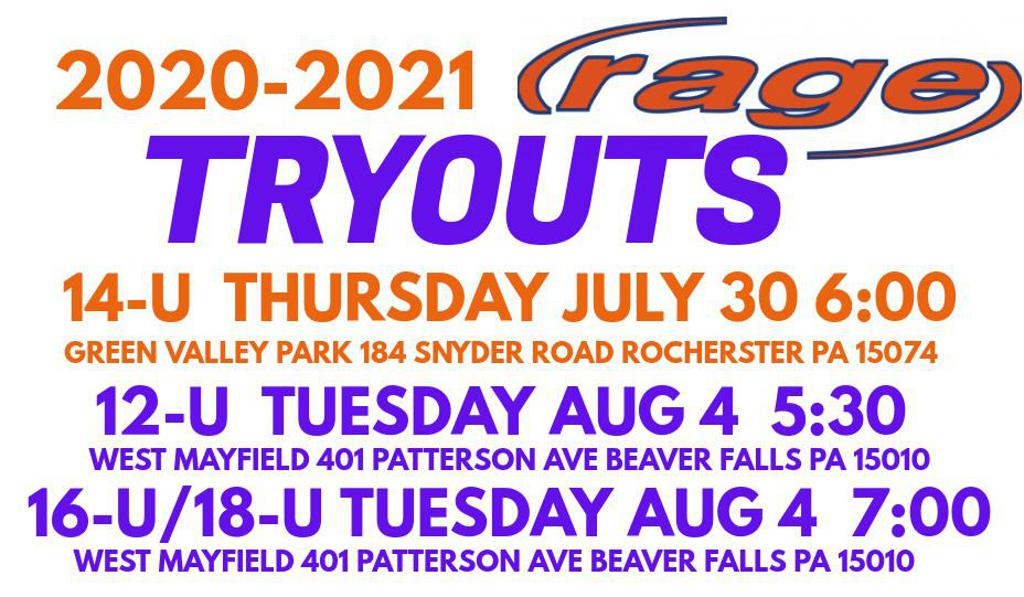 PRE REGISTRATION WILL BE AVAILABLE MONDAY JULY 20