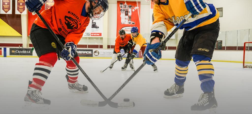 Minnesota Wild Adult Hockey League 76