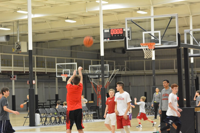 NEXT LEVEL BASKETBALL CAMPS