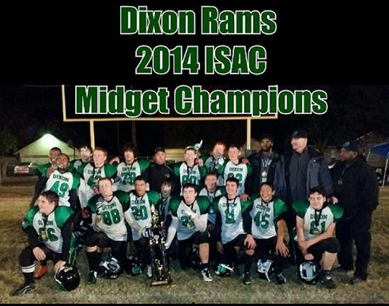 2014 ISAC league Champion