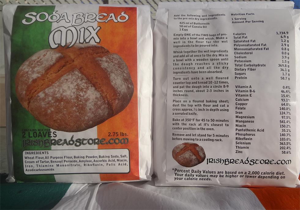 Soda Bread Flour - Irish Soda Bread In Mississauga at the Irish Bread Store. Gaelic Sports Teams love our IRISH SODA BREAD and DESSERT LOAF