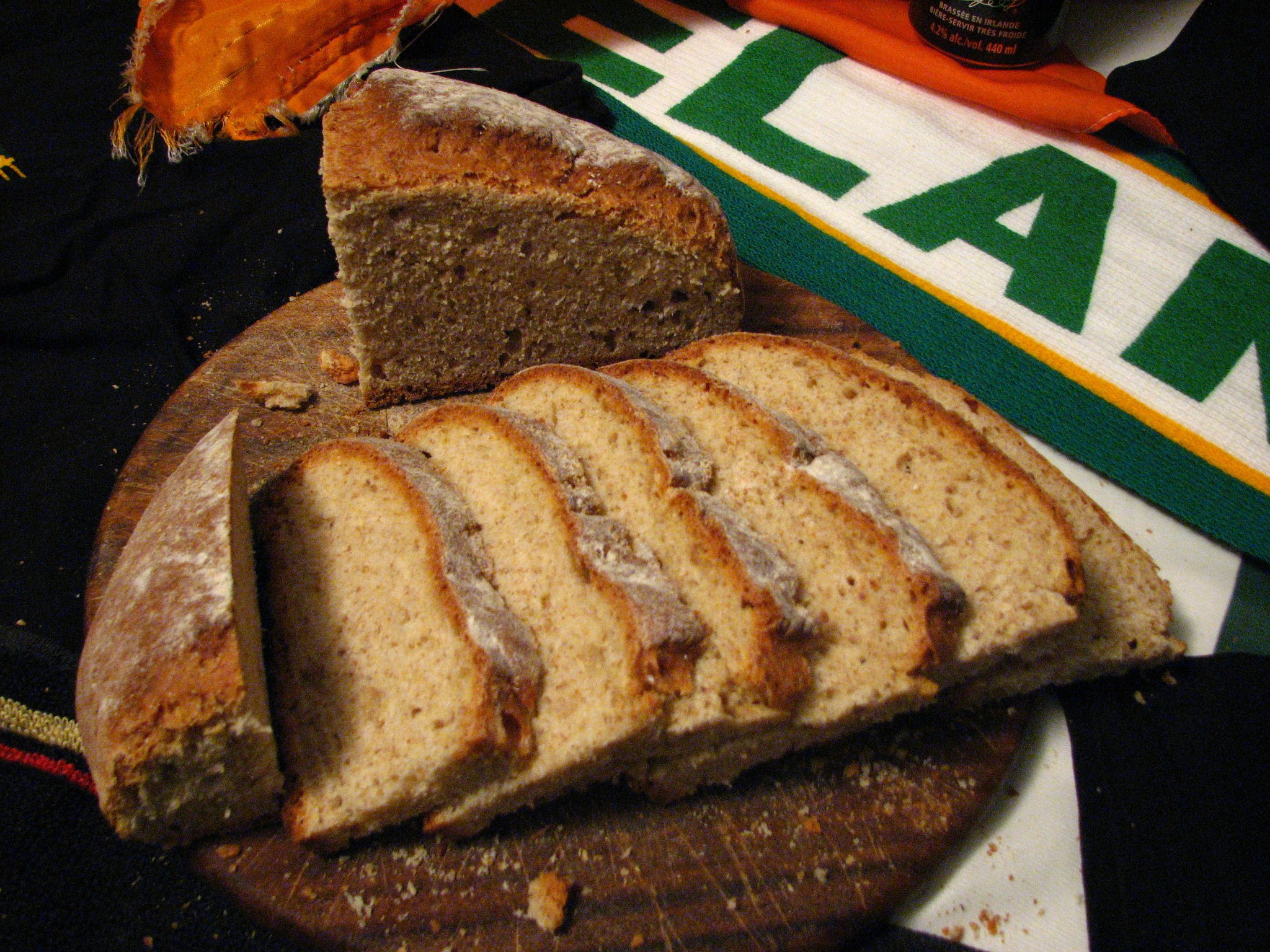 Irish Soda Bread In Mississauga at the Irish Bread Store. Gaelic Sports Teams love our IRISH SODA BREAD and DESSERT LOAF