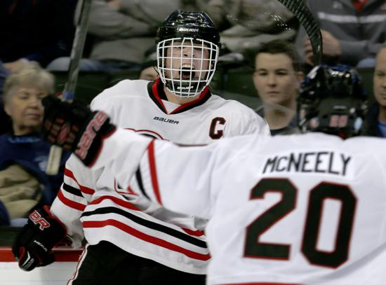 MN H.S.: Class 2A - Undefeated Lakeville North 4, Hill-Murray 1