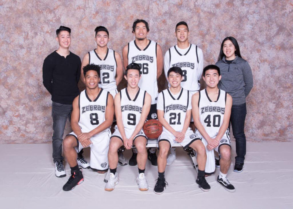 2018 Zebra Boys