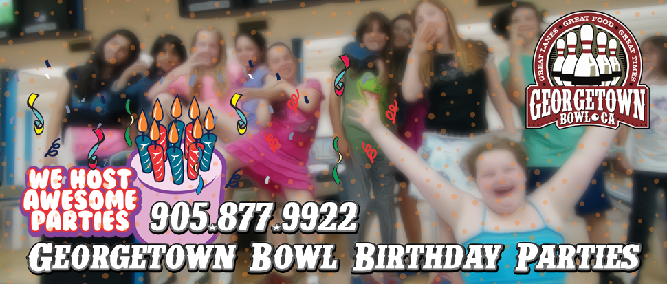 Birthday Parties at Georgetown Bowl - Bowling In Georgetown with Georgetown Bowl - Kevin Jackal Johnston