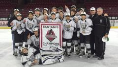 Bantam Win Tournament 2014/2015