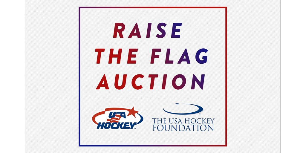 Rasie the Flag Auction photo