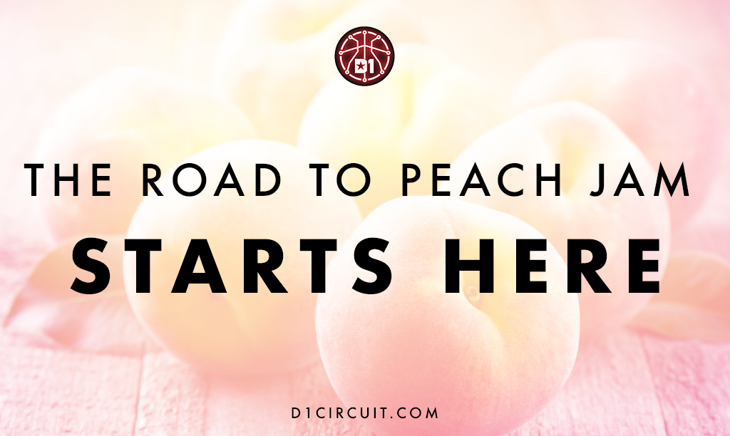 2018 Peach Jam Pools and Qualifiers Released