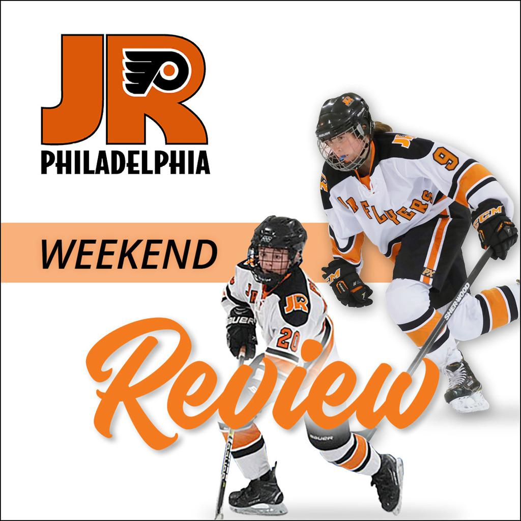 Jr. Flyers Weekend Review – September 26 – 29, 2019