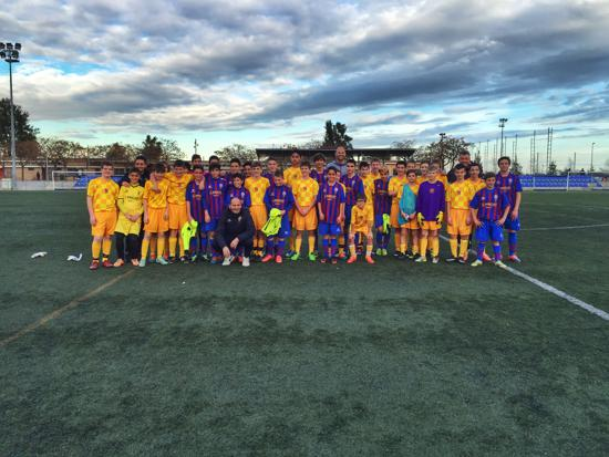 Spain: Soccer & Futsal Tours