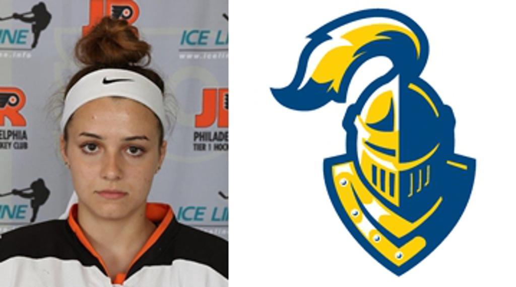 Jr. Flyers Girls 19U Defenseman Georgia Wunder makes NCAA commitment to Neumann University