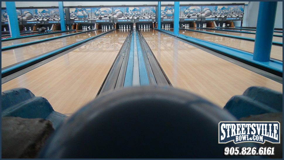 Bumper Bowling Streetsville Bowl - Bowling In Mississauga with Streetsville Bowl - Kevin Jackal Johnston