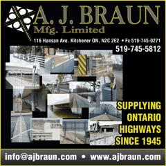 A.J. Braun Limited