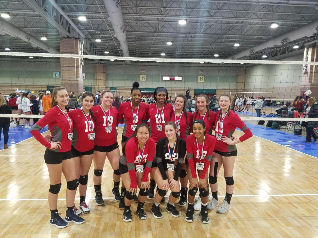 Congratulations to 17 North Black for going 5-1 and coming in second at Atlantic City Challenge.