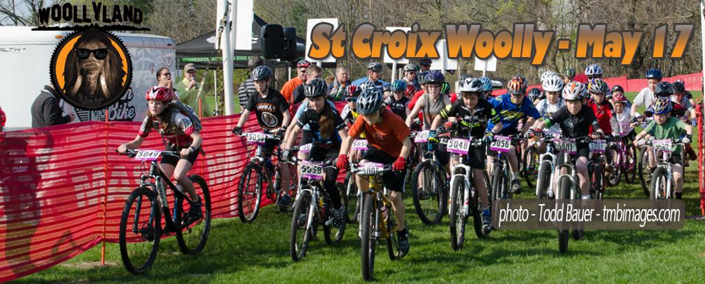 St Croix Woolly Race #2 in the Minnesota Mountain Bike Series 2015