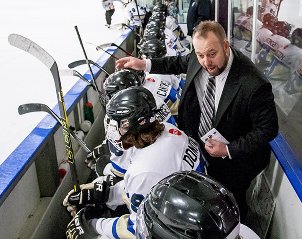 How to Become a Hockey Coach How to Become a Hockey Coach new foto