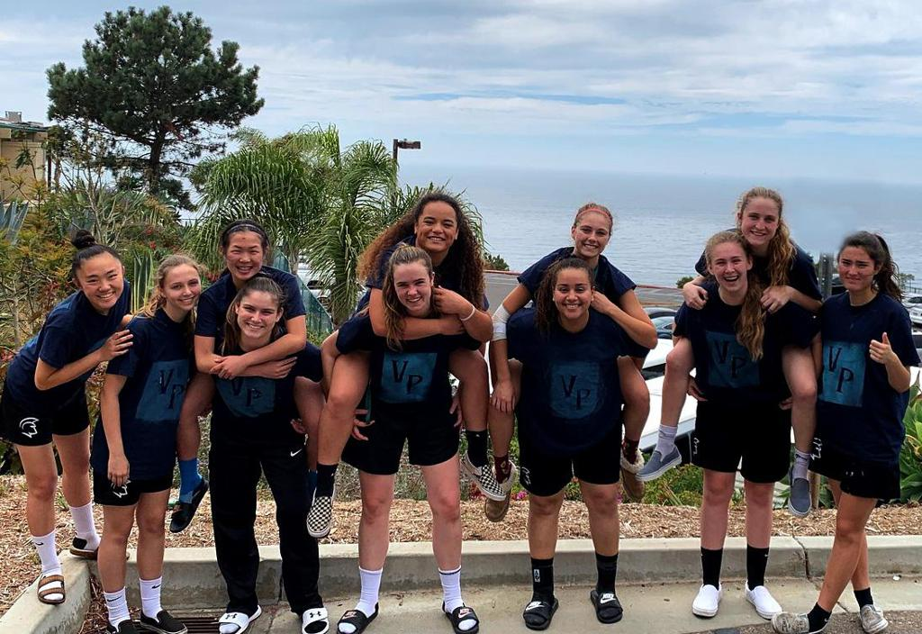 Varsity Goes 4-0 at Point Loma University Camp (6/28/19)