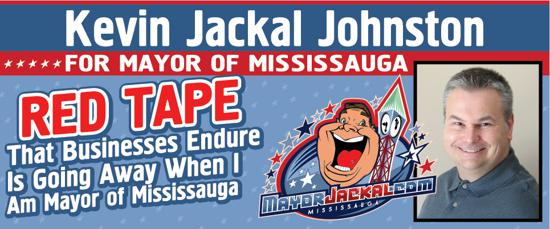 Mississauga Mayor Race, Kevin Jackal Johnston VS Bonnie Crombie vs Steve Mahoney - 2014 Mississauga Elections - 2018 Mississauga Mayor Race - Mississauga Elections