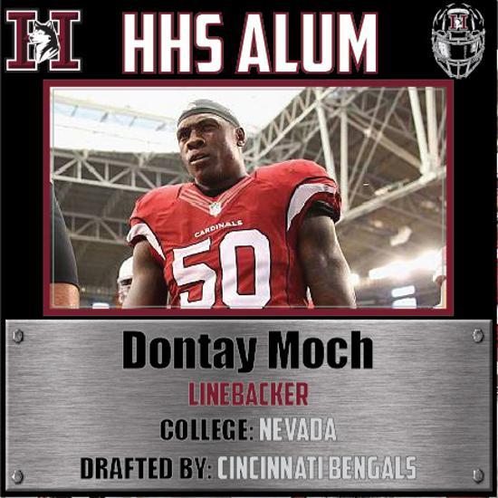 Dontay Moch