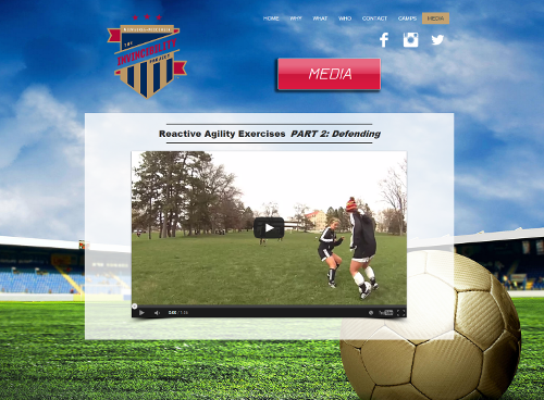 The Invicibility Project: Reactive Agility Exercises Part 2 - Defending