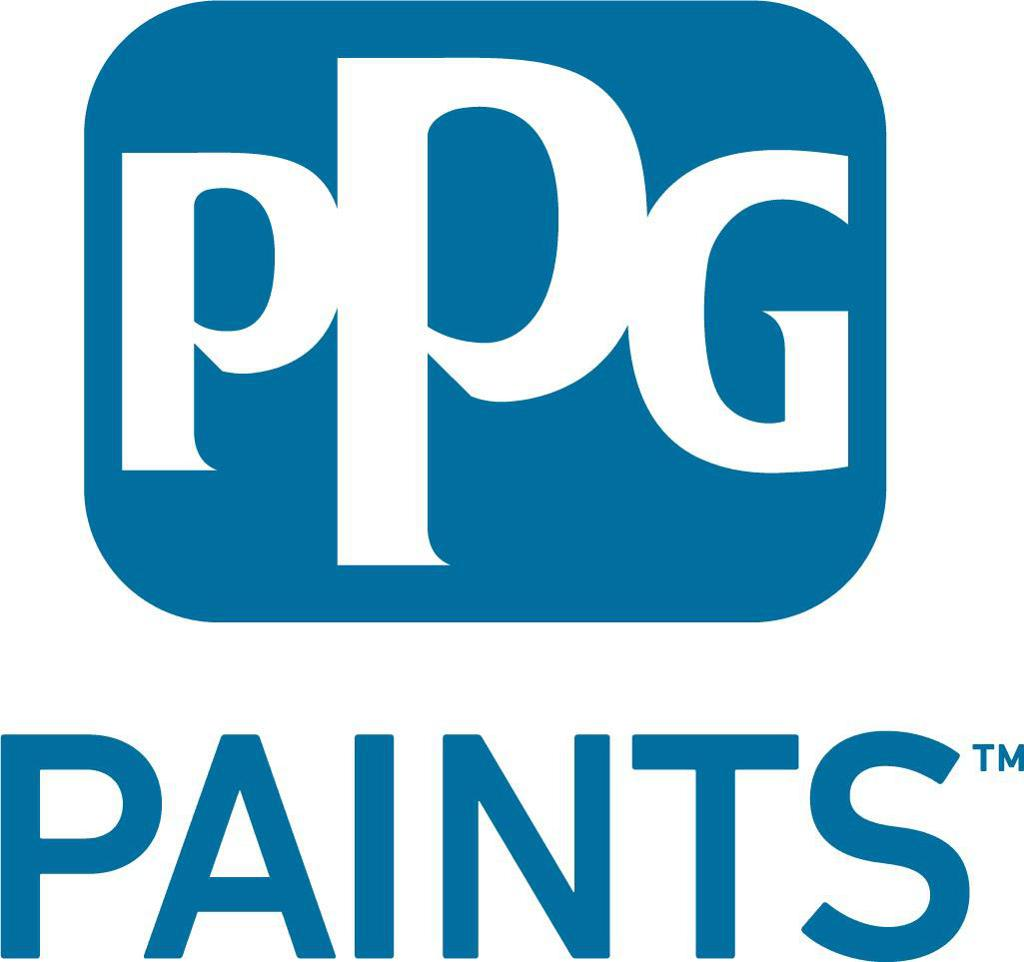 Red Sponsor PPG Paints