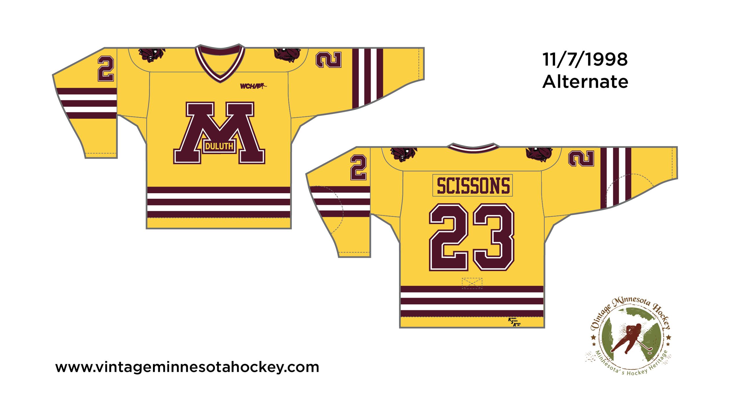 Column  A call for alternate jerseys for men s hockey — The Statesman 059f3296de6