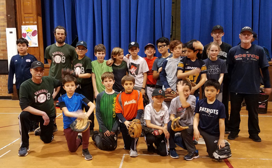 Pitching Clinic 2019