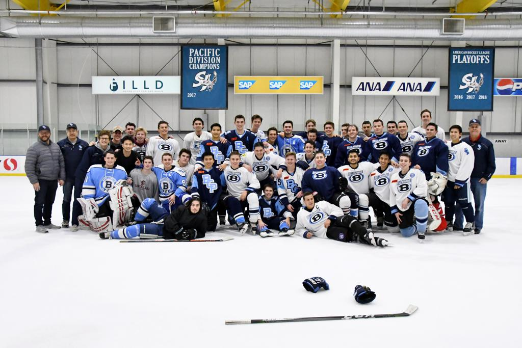 BCP Alumni Game 12/23/18