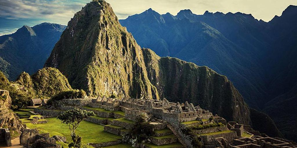 A scenic mountainous image from IM703 Peru