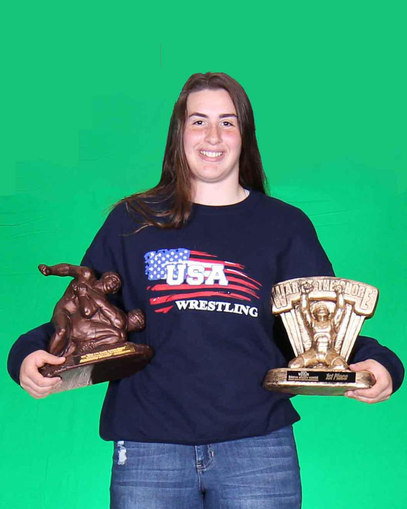Joelle Klein, Riptide NJ, 225 lbs.