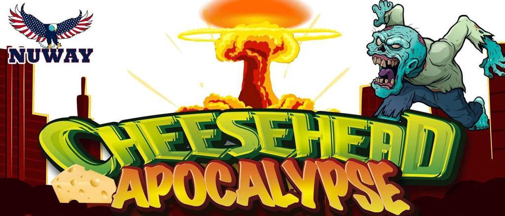 Cheesehead Apocalypse April 1-3, 2021 @ Chula Vista Resort - Wisconsin Dells, WI