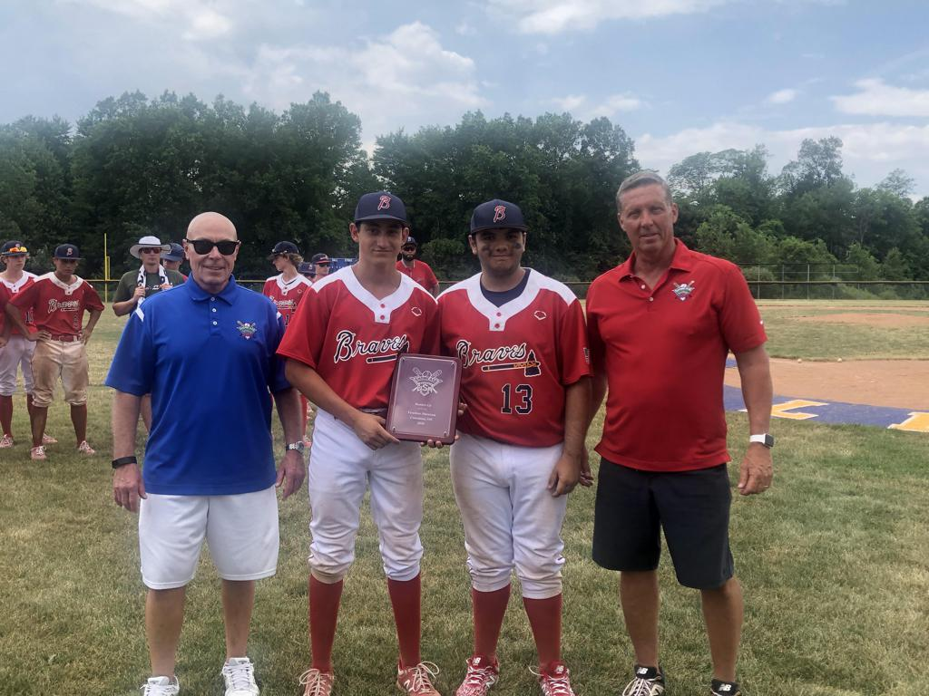 M-P Braves 16U Runner-Up